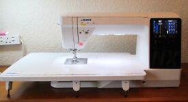 JUKI ZL-NX7 SEWING MACHINE