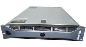 "Dell PowerEdge R710 Server - 2x Xeon 6 Core 2.66GHz (X5650) -32GB RAM  6X300GB 3.5"" 15K Hard Drives- PERC 6i RAID"