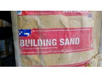 *OFFER* Building/Yellow Sand - 25kg bags - £1.50 each