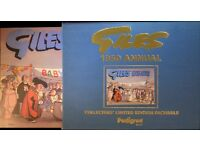 Giles 1950 Annual Collectors Limited edition Facsimile