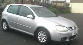 2006 Vw Golf 2.0 Gt tdi se 6 Speed gearbox Superb drives service history Long mot