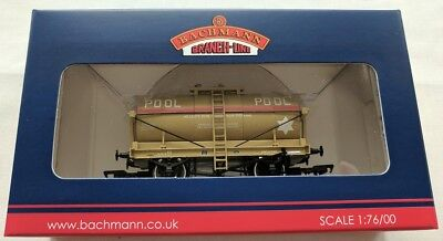 Bachmann - 14 Ton Tank Wagon - 37-2014K - Ministry of Supply Pool Wagon