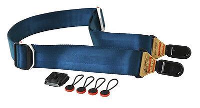 Genuine Peak Design - Slide Camera Strap - Tallac (Navy/Tan) - SLK-T-2 - VG