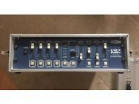 Showtec Lite-4 Power Dimmer Chase Lighting Controller (In Flightcase)