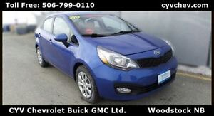 2013 Kia Rio LX+ Automatic Sedan - Heated Seats - $7/Day