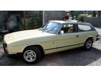 SCIMITAR GTE E ODVE - 1978 Just serviced and 12 month MOT