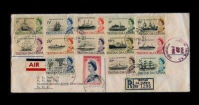 David B Robinson Postal History