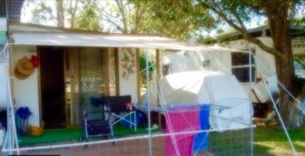 Liveable Onsite Caravan - Poona Palms Caravan Park, Maryborough Maryborough Fraser Coast Preview