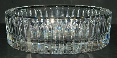Waterford Crystal BEST WISHES Wine Coaster / Round Bowl - 4 7/8