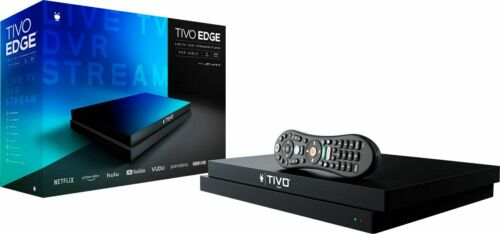 TiVo Edge for cable HC-TCDD6E200 DVR & Streaming Player