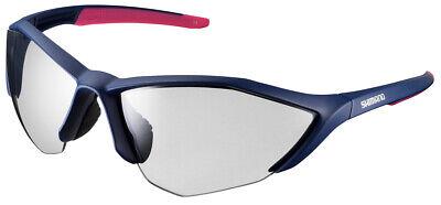 Matte Navy / Blue   PHOTOCHROM  Radbrille Sonnenbrille (Navy Blue Sonnenbrille)