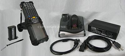 Symbol Motorola Mc9060g Mc9000 Barcode Scanner Ce.net Crd9000 Usb Charge Cradle