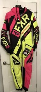 FXR mono suit and floater skin and helmet