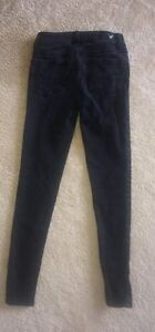 Size 0 black American Eagle jeans Kawartha Lakes Peterborough Area image 2