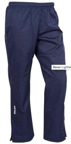 Bauer Hockey Warm Up Pants Lightweight ~ Navy ~ Senior (S, XL, 2XL)