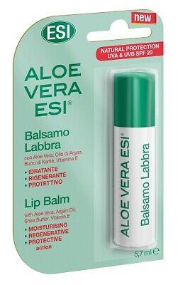 Aloe Vera Esi Stick Spf 20 Labbra