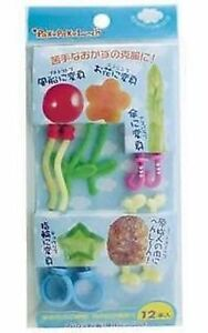 Japanese BENTO accessories FOOD PICKS side dish transformed picks 10 pcs