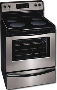 Frigidaire electronic cooker