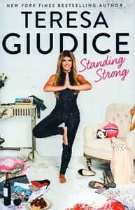 TERESA GIUDICE STANDING STRONG REAL HOUSEWIFE NEW JERSEY NEW