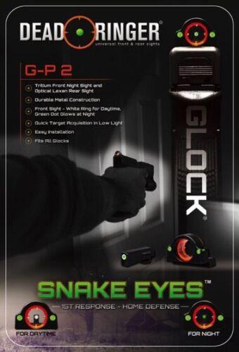 New Dead Ringer Snake Eyes Fit