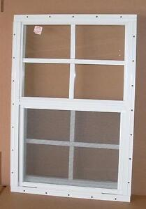 Small Tree House Windows 14X21 Flush #TH1421W, New With Safety Glass