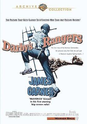 Darbys Rangers 1957  Dvd  James Garner  Etchika Choureau  Jack Warden   New