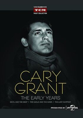 Cary Grant The Early Years (DVD 3-Disc Set) Devil and the Deep/Last Outpost+ New