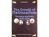 PULSE PUBLICATIONS THE GROWTH OF NATIONALISM: GERMANY AND ITALY 1815-1939