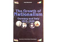 PULSE PUBLICATIONS THE GROWTH OF NATIONALISM: GERMANY & ITALY 1815-1939. NATIONAL 5 & HIGHER COURSES