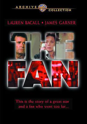 The Fan   Dvd   1981   Lauren Bacall    James Garner  Mod