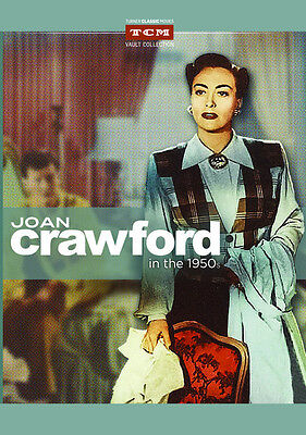 Joan Crawford In The 50S Dvd Collection 4 Disc Set Harriet Craig Esther Costello