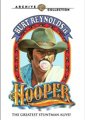 Hooper 1978 (DVD) Burt Reynolds, Jan-Michael Vincent, Sally Field New!