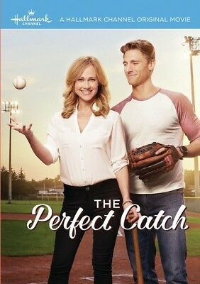 The Perfect Catch 2017  Hallmark Dvd  Nikki Deloach  Andrew W  Walker   New