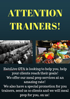 ATTENTION PERSONAL TRAINERS!!