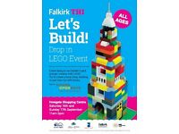 Free Family Event 'Let's Build! LEGO Drop in Event'