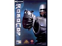 Robocop pc game for sale