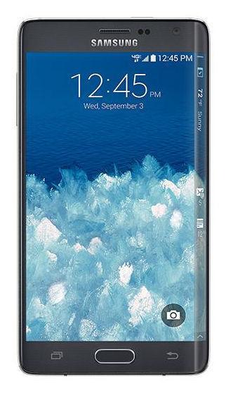 Samsung Galaxy Note Edge SM-N915V - 32GB - Charcoal Black (Verizon) Smartphone