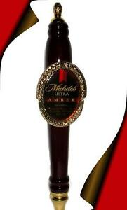 MICHELOB ULTRA AMBER TAP HANDLE LIGHT BEER ST LOUIS ANHEUSER BUSCH NOS RARE