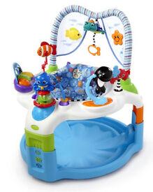 Baby Einstein Activity Saucer Play Station Bounceroo