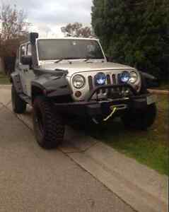 2011 Jeep Wrangler Unlimited Convertible **12 MONTH WARRANTY** Derrimut Brimbank Area Preview