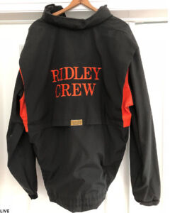 Ridley College rowing jacket