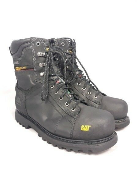 3406012d7c4e CATERPILLAR Men s 8   Vibram Thermostatic Composite Toe Waterproof Boots