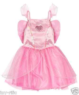Kostüme Center (PINK FAIRY FANCY DRESS COSTUME BY EARLY LEARNING CENTRE - AGE 3 to 6 - NEW!)