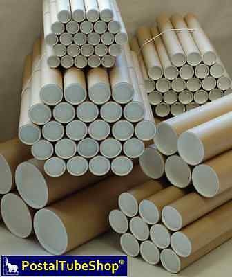 1000 A1 Postal Tubes 50.8mm Bulk Order With Free Delivery!