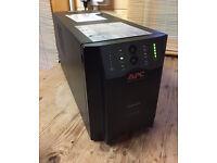 APC Smart-UPS 1500VA USB & Serial 230V UPS DLA1500i