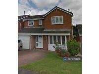 4 bedroom house in Studland Way, Nottingham, NG2 (4 bed)