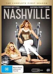 NASHVILLE : Complete Season 1 : NEW DVD