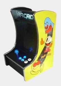 EX DEMO 60 GAME ARCADE MACHINE MINI BARTOP 12 MONTHS WARRANTY Malaga Swan Area Preview