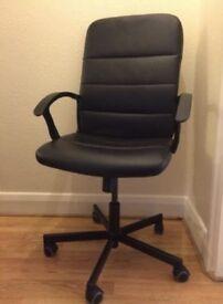Office/ Desk/ Beauty Salon Chair, black