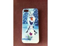 Frozen Olaf iphone 5s case
